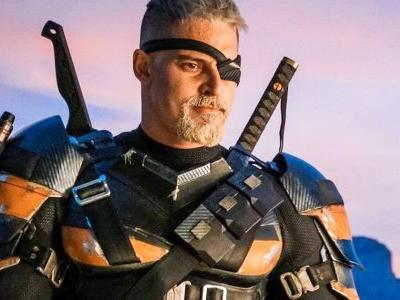 Joe Manganiello Will Return as Deathstroke for Zack Snyder's Justice League Reshoots