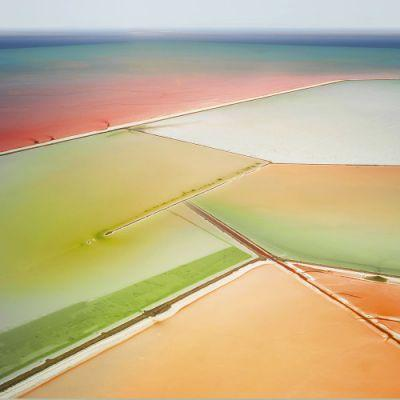 Color blocking, David Burdeny