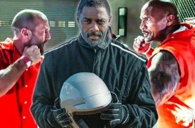 Fast and Furious Spin-Off Gets Idris Elba as the VillainIdris