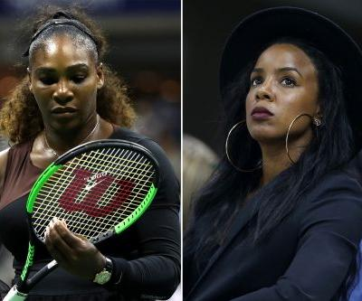 Kelly Rowland fuming over Serena's 'sexist' $17K tennis fine