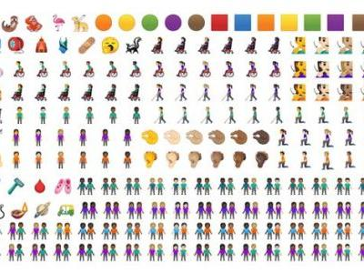 Google reveals 65 new Emoji coming to Android Q