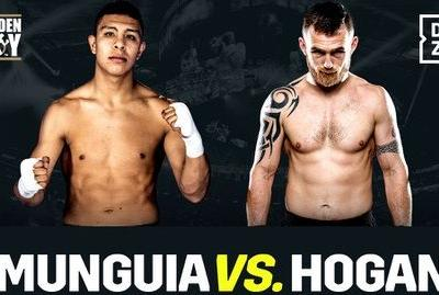 Munguia vs Hogan live stream: how to watch tonight's boxing online from anywhere