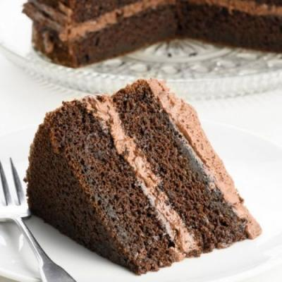 Ultimate Moist Vegan Chocolate Cake