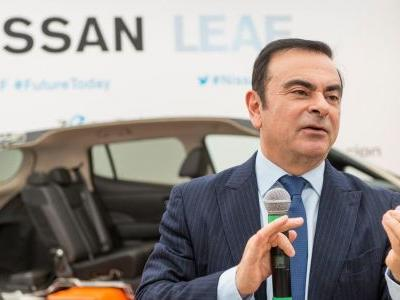 Nissan Is Firing Its Own Boss Over £34 Million Salary Fraud