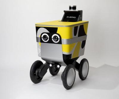 Postmates has created a robot to speed up and automate its deliveries