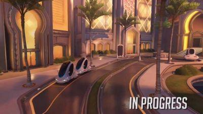 You can try Overwatch's new map Oasis right now on the PTR