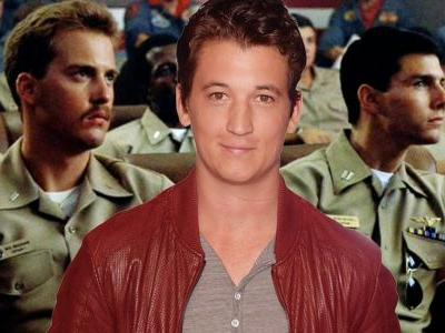 Top Gun: Maverick Casts Miles Teller As Goose's Son