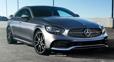 Future Cars: 2019 Mercedes-Benz CLS Will Be An Exercise On Elegance