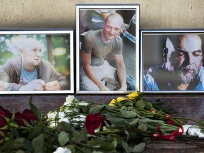 No torture sign on bodies of Russian reporters killed in CAR