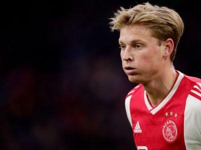 LIVE Transfer Talk: Barcelona set to sign Ajax wonderkid Frenkie de Jong