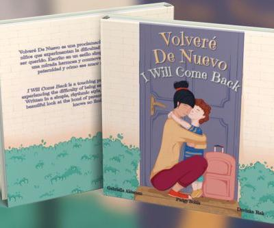 Marine vet pens children's book to help military families cope with deployment separation