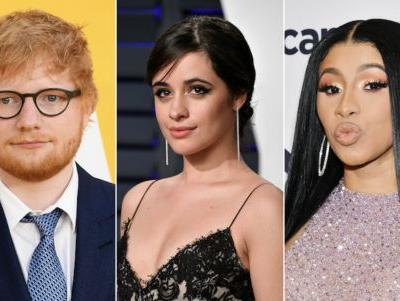 """These Tweets About Ed Sheeran, Camila Cabello, & Cardi B's """"South Of The Border"""" Ask 1 Question"""