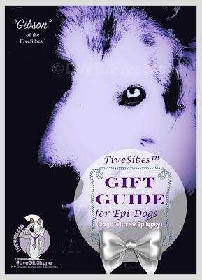 Our FiveSibes Gift Guide for Epi-Dogs