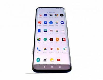 OnePlus 7 Pro's new screen sets a new record on DisplayMate