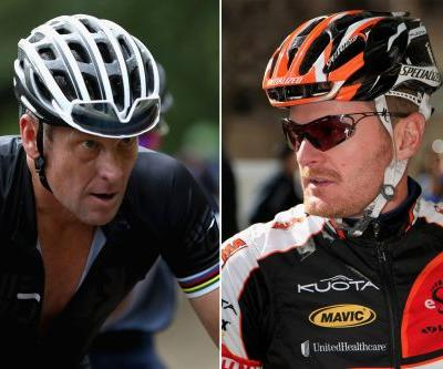 Lance Armstrong still bitter at 'piece of s-t' Floyd Landis