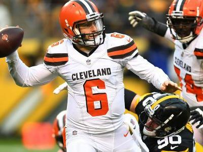 Browns OC places 'utmost importance' on development of QB Baker Mayfield