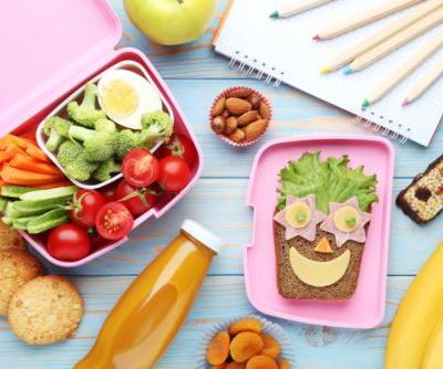 How to Create a School Lunch Packing Station