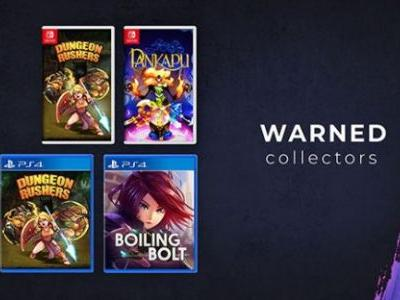 New Limited Edition Game Distributor Warned Collectors Opens Its Store