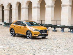 DS 7 Crossback Spotted In India Will Rival BMW X1 Audi Q3