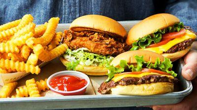 Shake Shack's First Cookbook Hits Shelves This Spring