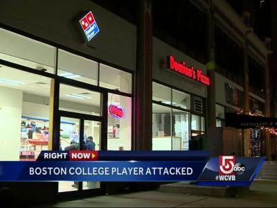 BC hockey player sidelined after attack