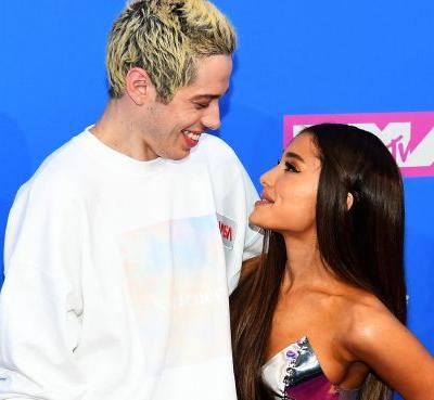 "Ariana Grande's Updated ""Always"" Tattoo For Pete Davidson Is An Evolution, Not A Cover Up"