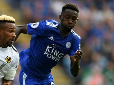 Leicester City's first win of the season excites Wilfred Ndidi