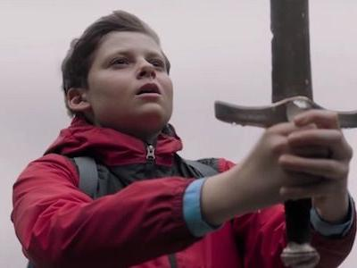 The Kid Who Would Be King Trailer Is Fun And Mythical