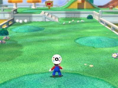 Here's what amiibo do in Mario 3D World + Bowser's Fury