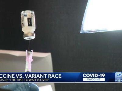 Vaccines vs variants: health experts urging people to beat COVID-19 strains by getting vaccinated