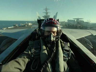 Tom Cruise soars in 'Top Gun: Maverick' trailer