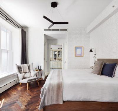 Joshua Kushner and Karlie Kloss are selling their NYC apartment for $7 million. Here's a look inside the luxurious condo that comes with a 1,120 sq. ft. fully landscaped terrace