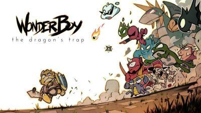 Wonder Boy: The Dragon's Trap Can Switch Between Retro and HD Graphics