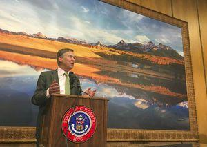 Colorado governor: State will push forward with clean energy