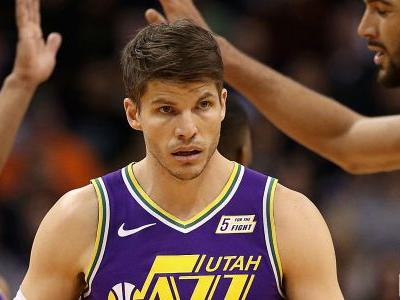 Kyle Korver no longer considering retirement, report says