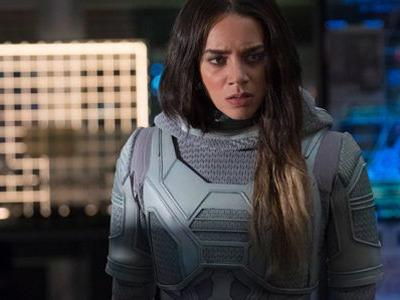 'Ant-Man and the Wasp' Interview: Hannah John-Kamen's Ghost is One of Marvel's Best-Kept Secrets