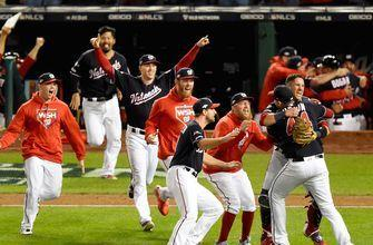 Nationals sweep Cardinals, earn first World Series trip in franchise history