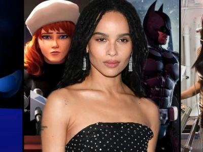 The Batman Makes Zoë Kravitz The Actor In The Most Superhero Franchises