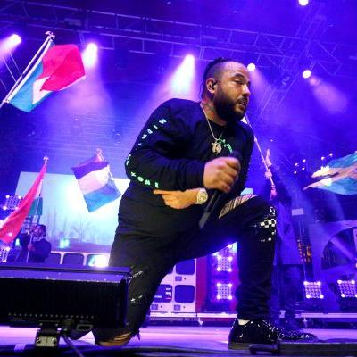 Coachella Security Appear To Beat Up Belly During The Weeknd's Set
