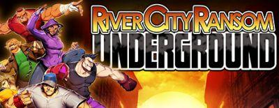 Now Available on Steam - River City Ransom: Underground, 20% off!
