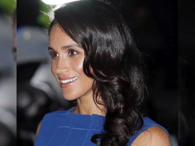 You'll Never Look At Meghan Markle The Same After Seeing This Optical Illusion Photo Of Her With Blonde Hair