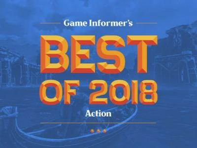 The 2018 Action Game Awards
