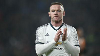 Chinese Super League club confirms approach for Rooney and bid for Aubameyang