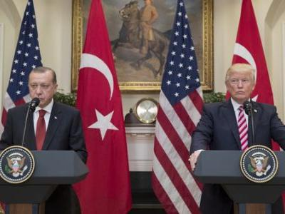 Trump Doubles Tariffs On Steel, Aluminum From Turkey