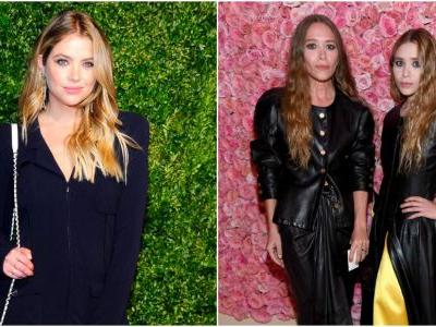 Ashley Benson Admits She's 'Obsessed' With the Olsen Twins: 'I Try to Find Out Where They Are'