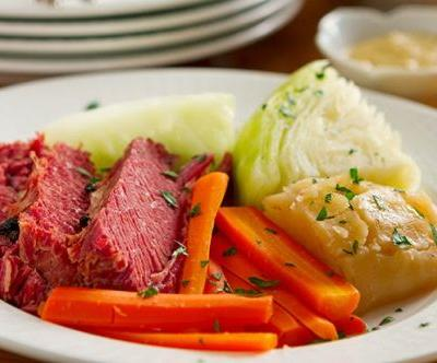 A Fine Corned Beef Recipe in a bit of a Brogue, by Ric Orlando