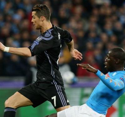 'No to racism!!' - Ronaldo offers support to Koulibaly after reports of abuse at Inter