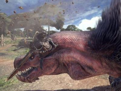 Watch 20+ Minutes of Monster Hunter: World Gameplay from TGS 2017