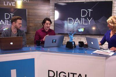 DT Daily: CES 2017 continues with pet tech, hotel video, and chip injections