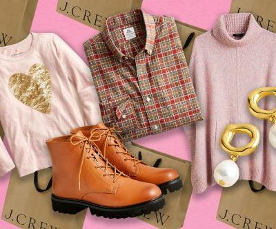 The 15 best pieces from J.Crew's 60% off sale: Flannels, boots, more